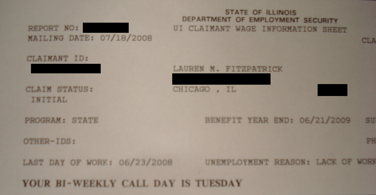 Ides illinois file my certification - Tuesday S My Day